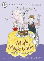 """NEW"" Mia's Magic Uncle (Walker Stories), MacLeod MA Honours in English with His"