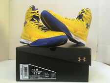 Under Armour Clutchfit Drive Curry Away, Yellow size 10 deadstock w/receipt