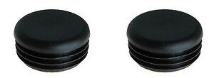 Two Front Bumper Replacement End Cap Plugs OEM 5434191 for Polaris Ranger Models