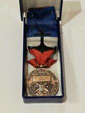 Médaille Ministère de la Défense Marine avec sa boîte