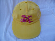 AUSTIN POWERS EMBROIDERED HAT NEW LINE SPY WHO SHAGGED ME