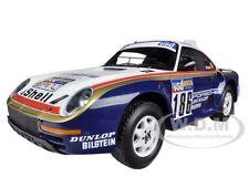 1986 PORSCHE 959/50 #186 DAKAR RALLY RAID WINNER 1/18 MODEL CAR BY TSM 121807R