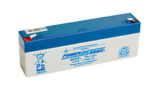 PS-1221 Power-Sonic PS1221 12v 2.1Ah Rechargeable Sealed Lead Acid 12 V Battery