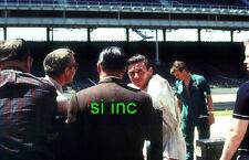 1965 Jim Clark/Colin Chapman Indianapolis 500 35mm Racing Photo Slide Lotus