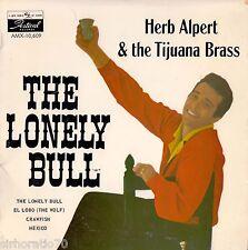 HERB ALPERT TIJUANA BRASS The Lonely Bull / Mono EP 1960's