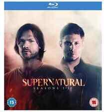 Supernatural: Seasons 1-10 1 2 3 4 5 6 7 8 9 10 (Boxset, Blu-ray)