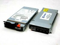 2 IBM BRX-8146 Qlogic 4/8Gb Intelligent Pass-Thru Module for IBM BladeCenter