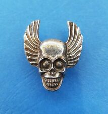 Biker Pin >>> Jacke! Moto Chopper Harley Indian Bmw