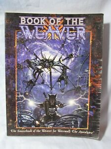 Book of the Weaver White Wolf Games Werewolf The Apocalypse 1998