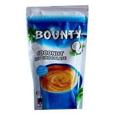 Bounty Noix de coco Chocolat Chaud 140G Sac Pochette