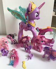 My Little Pony Lot Twilight Sparkle sound Pinkie Pie mom Cheerilee G 3.5 G4 G3