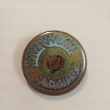 Grateful Dead - American Beauty - Pinback Button Vintage 1970s