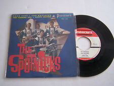 EP 4 TITRES VINYLE 45 T .THE SPOTNICKS , TAKE FIVE . VG - / VG -. PRESIDENT 340