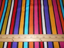 1 Yard Marcus Fresh Paint Stripe Fabric