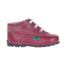 Chaussures rouges Kickers pour bébé