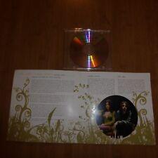 HIM-Ville Valo & Natalia Avelon-SUMMER WINE + GERMAN PROMO CD + INFOS SHEET