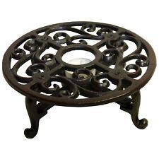 topfuntersetzer und st vchen aus gusseisen g nstig kaufen ebay. Black Bedroom Furniture Sets. Home Design Ideas