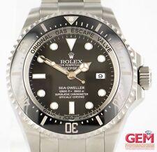 Rolex DeepSea Sea Dweller 116660 Automatic Mens 44mm Stainless Watch Mixed Ser