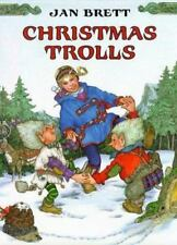 Christmas Trolls by Jan Brett (1993, Hardcover)