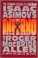 Isaac Asimov's Inferno by Roger MacBride Allen (First edition) Review Copy- High