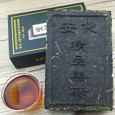 Premium Dark Tea Brick  Anhua Dark Brick King Xiangan Brand Won Gold Award 400g