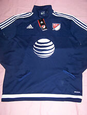 Adidas ClimaCool Men's Mls All Star PreGame Pullover Nwt Large