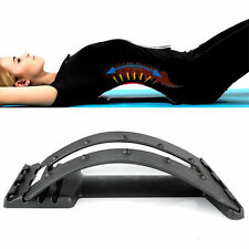 Multi-Level Back Massage Magic Stretcher Fitness Equipment Stretch Relax Mate