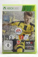 FIFA 17 (Microsoft Xbox 360) Spiel in OVP, PAL, CIB, TOP, SEHR GUT