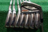 Cobra King Forged Tec Steel Iron Set Regular Flex Irons Kbs C-Taper 4-Gw 0701960
