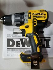 New Dewalt DCD796B 20-Volt Max XR Lithium-Ion 1/2 in Cordless Brushless Compact