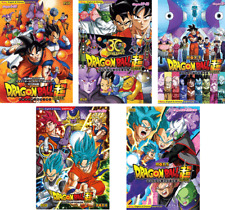 DVD ANIME DRAGON BALL SUPER Complete Series Vol.1-131 End 5 Box + FREE DVD