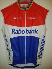 maillot cycliste BOOM RABOBANK champion team issue cycling jersey radtrikot