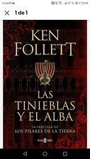 LIBRO EBOOK LAS TINIEBLAS Y EL ALBA. KEN FOLLET