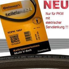 Contitech 6DPK1698 Keilrippenriemen BMW Nur bei EPS elektronischer Servo + Klima