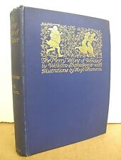 The Merry Wives of Windsor by Shakespeare & illustrated by Hugh Thomson 1910 HB