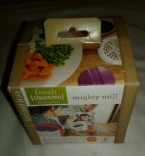 New Infantino Fresh Squeezed Simple Mighty Mill