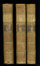 The History of Tom Jones, A Foundling - Henry Fielding, 3 vols. Dresden, 1774