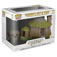 Hagrid's Hut and Fang Harry Potter Funko Pop Vinyl New in Box