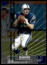 New listing 1999 Topps Finest Sensations Peyton Manning-4 Indianapolis Colts #142