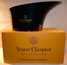 VEUVE CLICQUOT CHAMPAGNE Vasque 2 magnums/4 bouteilles neuf