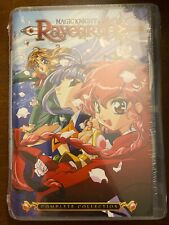 Magic Knight Rayearth Complete TV Series DVD Official Discotek Release Anime