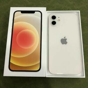 Good as New! Apple iPhone 12 Mini 64GB White - Factory Unlocked