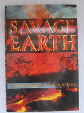 Savage Earth, The Book of the TV series - Alwyn Scarth - Excellent Condition