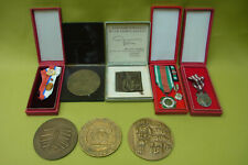8 Stck Polen Orden & Medaillen - Konvolut