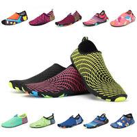2019 Adult Kids Water Shoes Aqua Socks Yoga Surf Swim Beach Skin Barefoot Sport