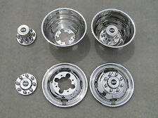 "16"" 04-17 Chevy Express / GMC Savana 3500 / 4500 Dually Wheel Simulators"