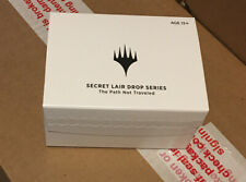 Mtg The Path Not Traveled Secret Lair Promo Magic The Gathering Mtg Sealed New