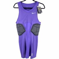Nike Pro Hyperstrong Compression Padded Tank Top Mens Size Large Tall