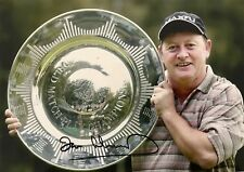 Ian Woosnam HAND SIGNED 10x8 Golf Ryder Cup Legend Photograph *IN PERSON* COA