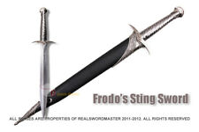"""22"""" Steel Fantasy Sting Sword With Scabbard - Lord of The Rings The Hobbit"""